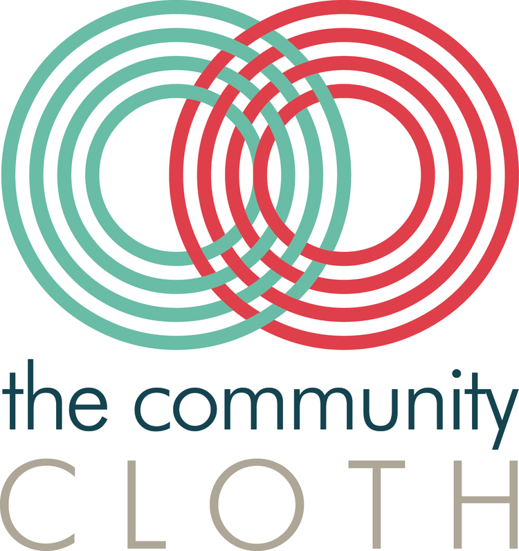 the community of cloth logo